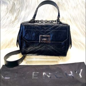 Givenchy authentic wrinkle Id small bag.